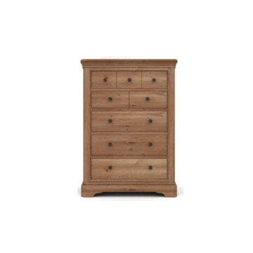 Vermont 8 Drawer Chest