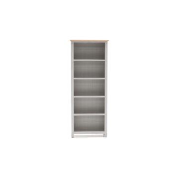 Glendale Large Grey Bookcase