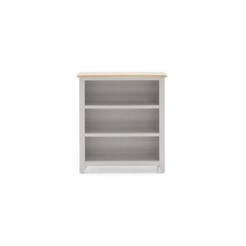 Glendale Low Grey Bookcase