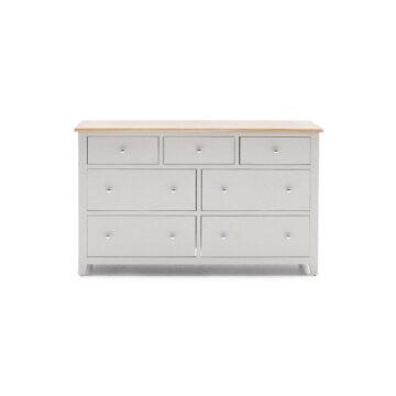 Glendale Grey Dresser Chest
