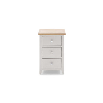 Glendale Grey Bedside Table