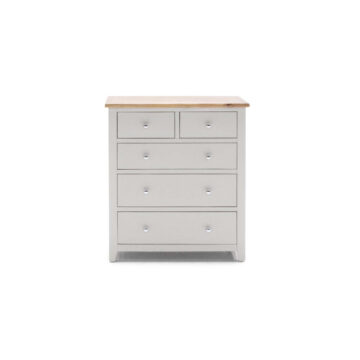 Glendale Grey Tall Chest