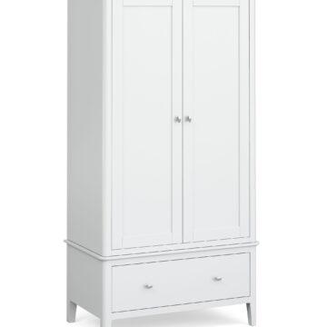 Fern White Wardrobe