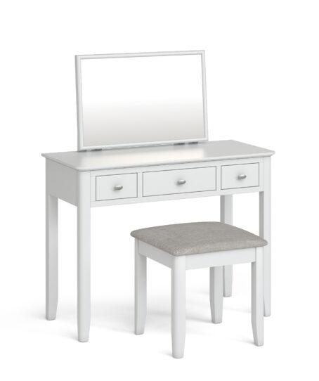 Fern white dressing table