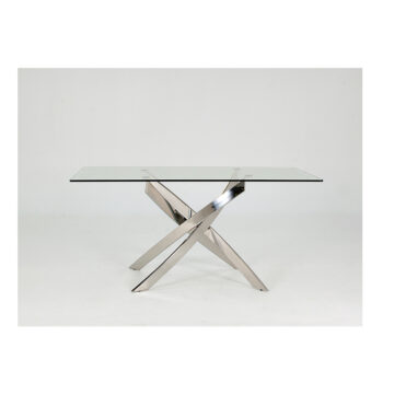 Karl Glass Dining Table