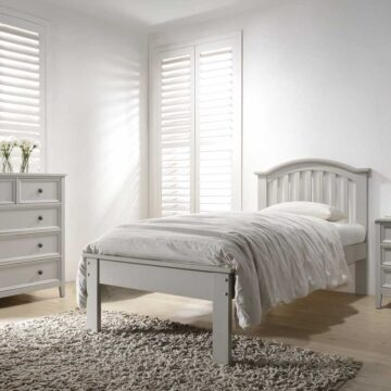 Clare Curved Bed single