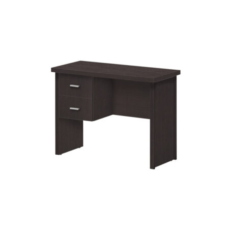 Oscar Small 2 Drawered Desk - Black
