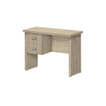 Oscar Two Drawer Small Desk