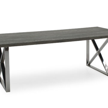 Morgan Grey Timber Dining Table