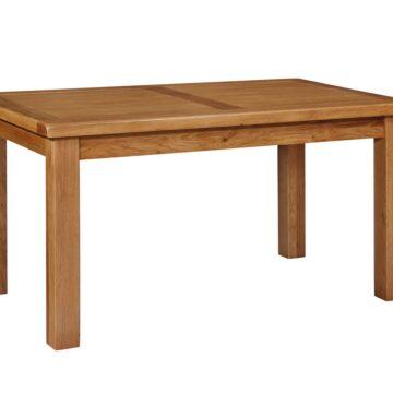 Westbury Oak Fixed Dining Table