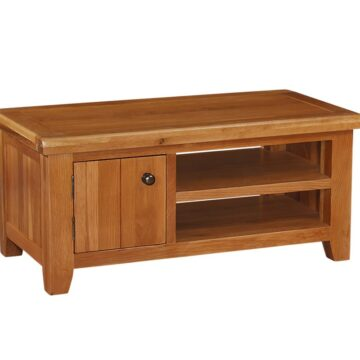 Westbury Large Oak TV Unit