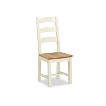 Finsbury Wooden Ladder Back Dining Chair
