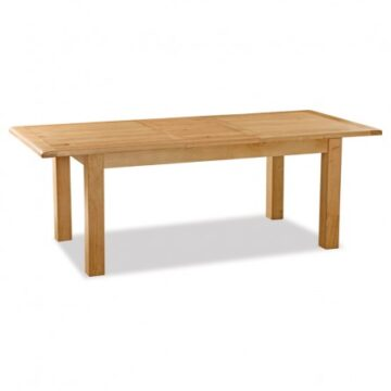 Oak Darwin Extension Table