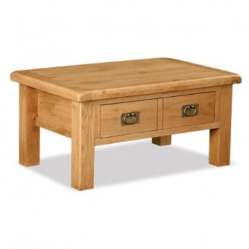 Darwin Coffee Table with Drawer