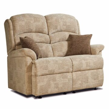 Belgravia Fixed Two Seater Sofa