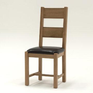 Montrose Brown Oak Dining Chair