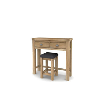 Montrose Dressing Table and Stool Set