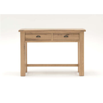 Montrose White Oak Console Table