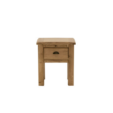 Montrose Oak Lamp Table