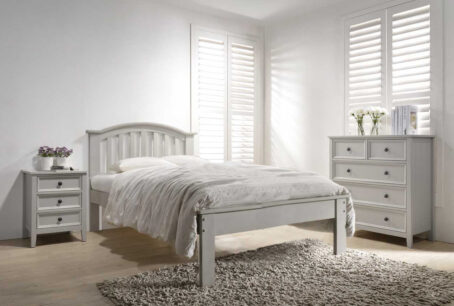 Clare Curved Bed