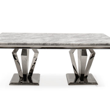 creole marble dining table
