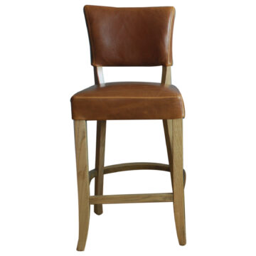Bonham Bar Chair Brown