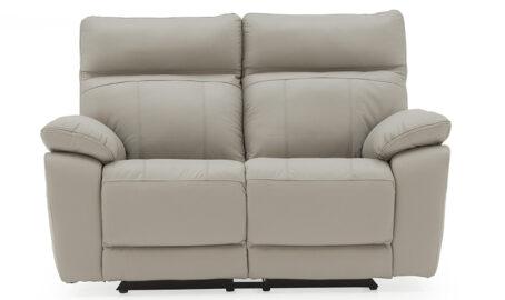 Carmine 2 Seater Reclining Sofa front