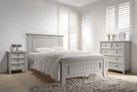 Clare Panelled Bed