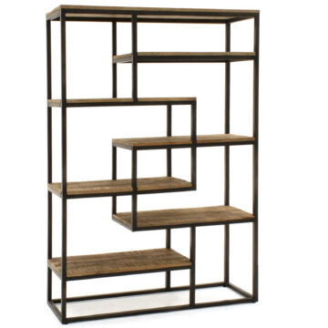 Delta Wide Bookcase