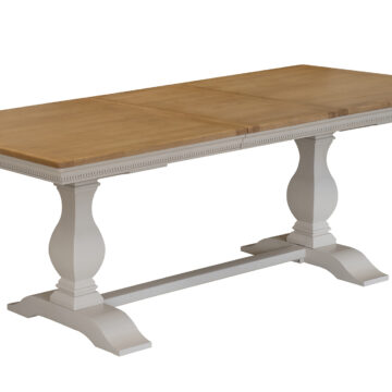 Dorset Dining Table angled