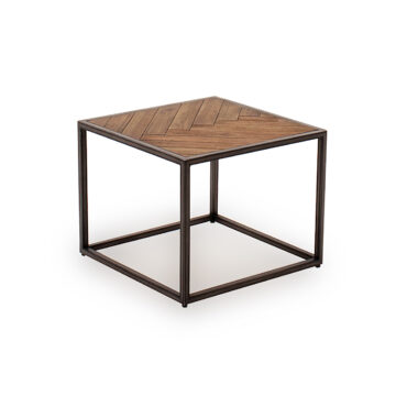Ethan Urban Lamp Table - Light Brown