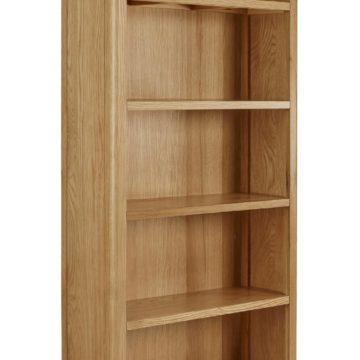 Fern Large Oak Bookcase