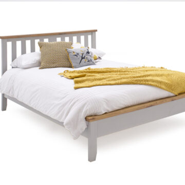 Glendale Low Footboard Bed - Double