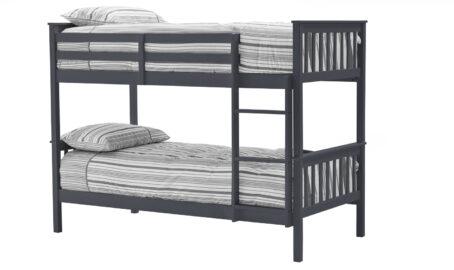 Jaylam Bunk Bed Grey - Single