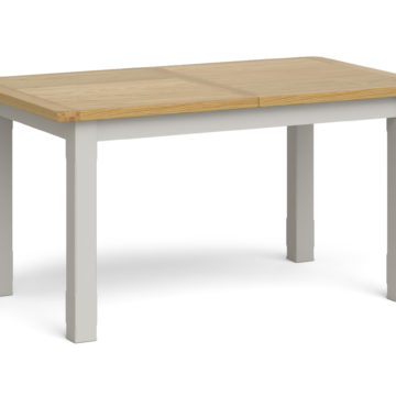 Rouen Small Extension Table Closed