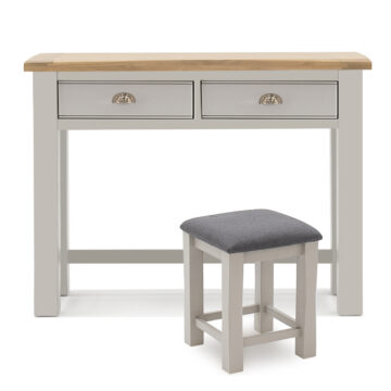 Dwansea Dressing Table and Stool Set