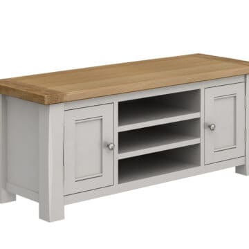 Swansea Grey Oak TV Unit