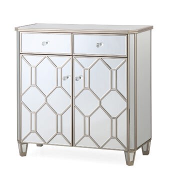 Versaille Mirrored Small Sideboard