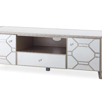 Versaille Glass TV Cabinet