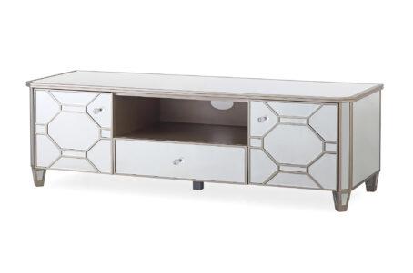 Versaille Glass TV Cabinet