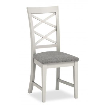 Toulouse Cross Back Dining Chair