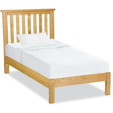Single Low-End Bed