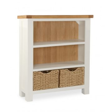 Finsbury Low Bookcase