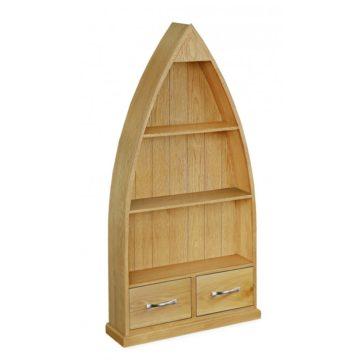 Aspen Boat Bookcase
