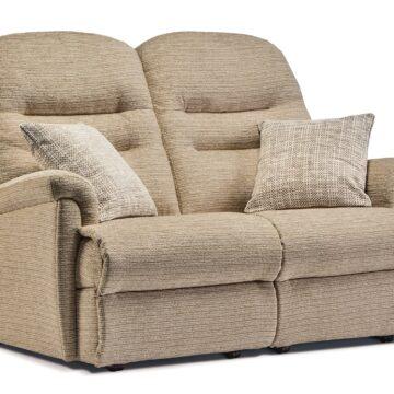 Keswick Petite Fixed Two Seater Sofa