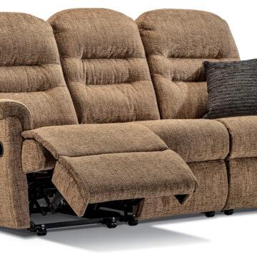Keswick Small Three Seater Reclining Sofa