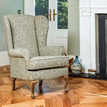 Queen Anne Standard Chair