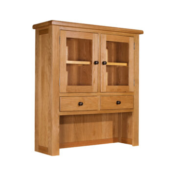 Westbury Oak Hutch Sideboard