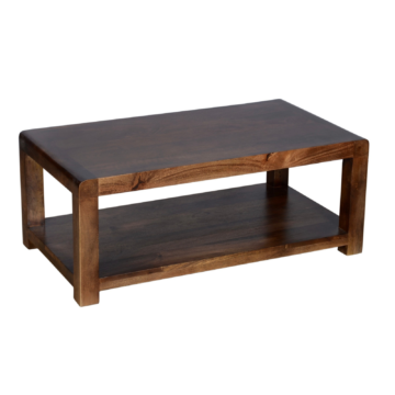Delhi Dark Oak Coffee Table