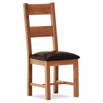 Westbury Dark Brown Dining Chair
